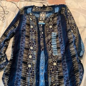 New woman's top